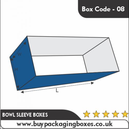 BOWL SLEEVE BOXES