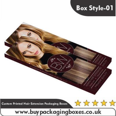 Wholesale Hair Extension Boxes