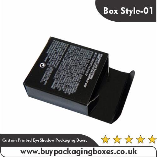Custom EyeShadow Boxes