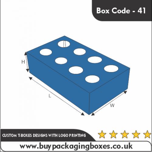 ELEGANT DESIGNED PUNCH INSERT BOXES
