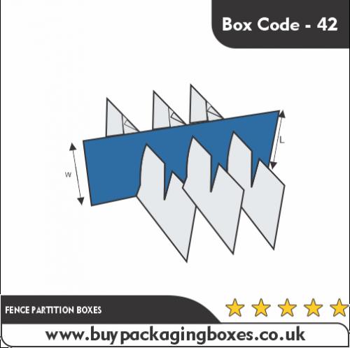 FENCE PARTITION BOXES