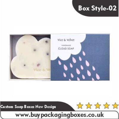 Custom Soap Boxes New Design