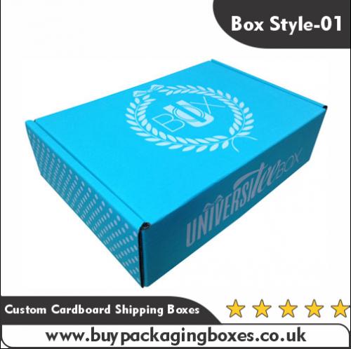 Custom Cardboard Shipping Boxes