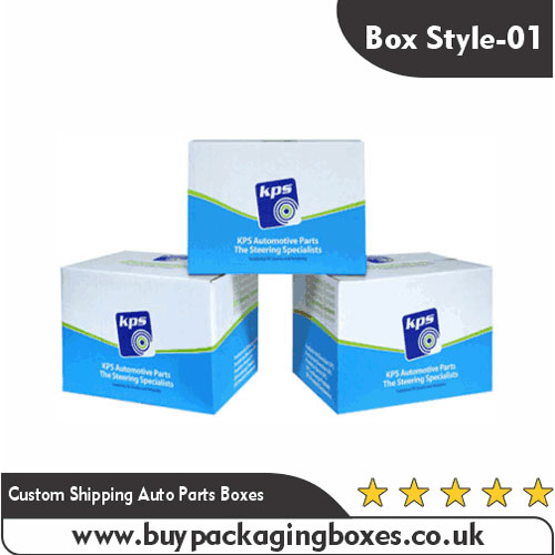 Custom Shipping Auto Parts Boxes