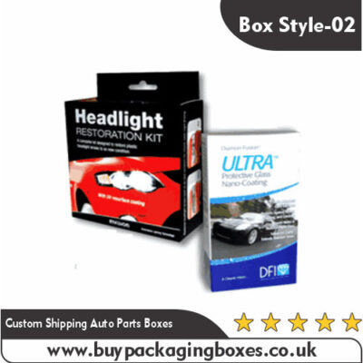 Shipping Auto Parts Boxes