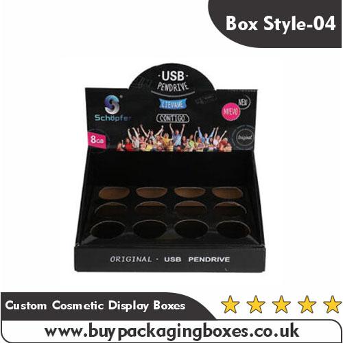 Custom Cosmetic Display Boxes