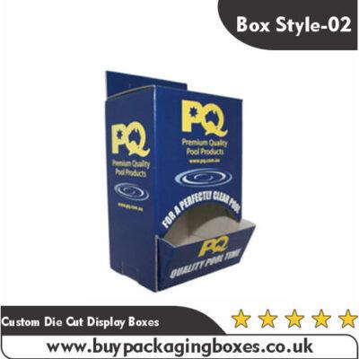 Custom Die Cut Display Boxes