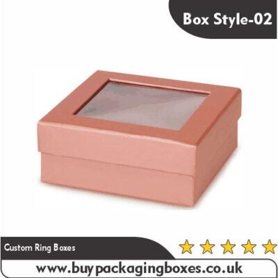 Custom jewellery packaging boxes
