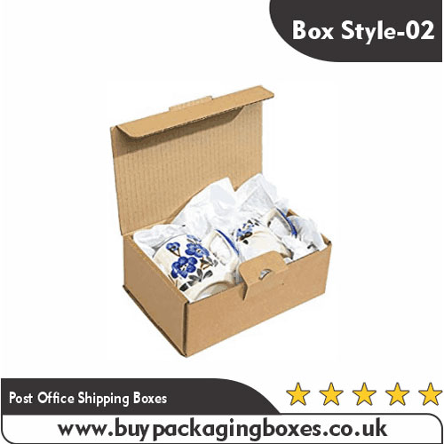 Post Office Shipping Boxes