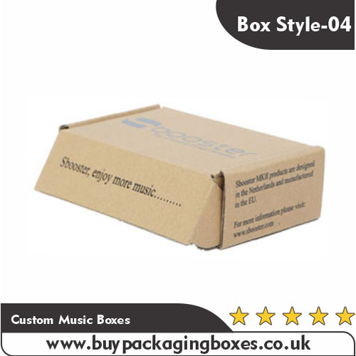 Custom Music Boxes