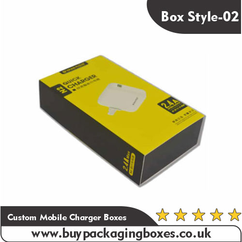 Custom Mobile Charger Boxes