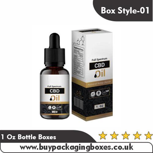 1 Oz Bottle Boxes