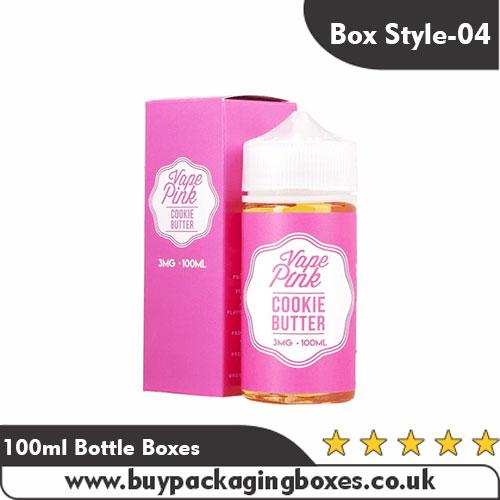 100ml Bottle Boxes