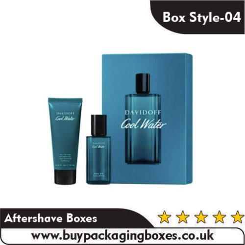 Aftershave Boxes Wholesale