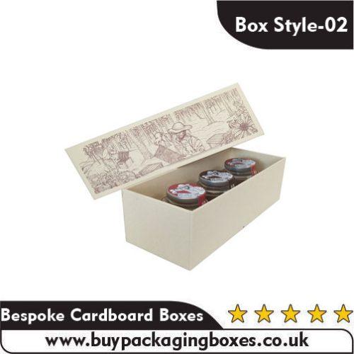 Bespoke Cardboard Packaging Boxes