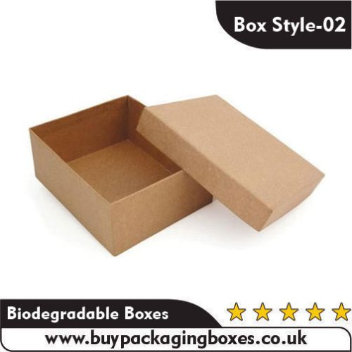Biodegradable Packaging Boxes