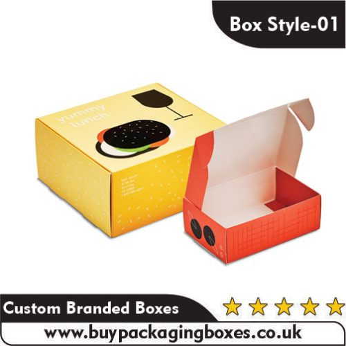 Branded Boxes