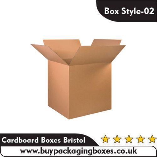 Cardboard Boxes in Bristol