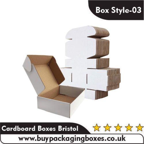 Cardboard Packaging Boxes Bristol