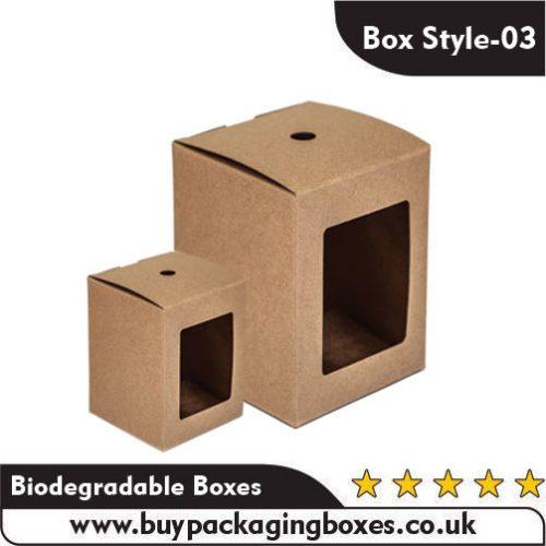 Wholesale Biodegradable Boxes