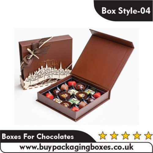 Wholesale Boxes For Chocolates