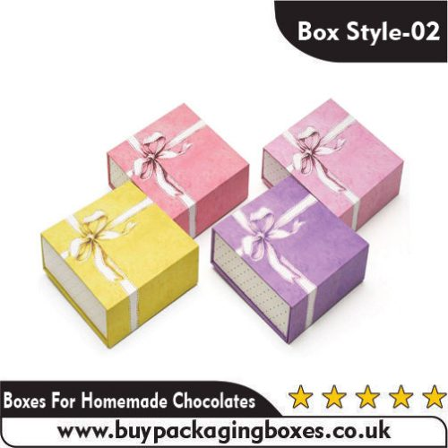 Wholesale Boxes For Homemade Chocolates