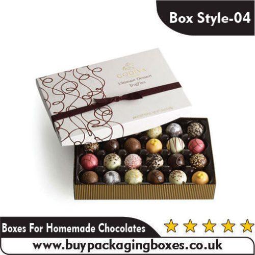 custom chocolates boxes